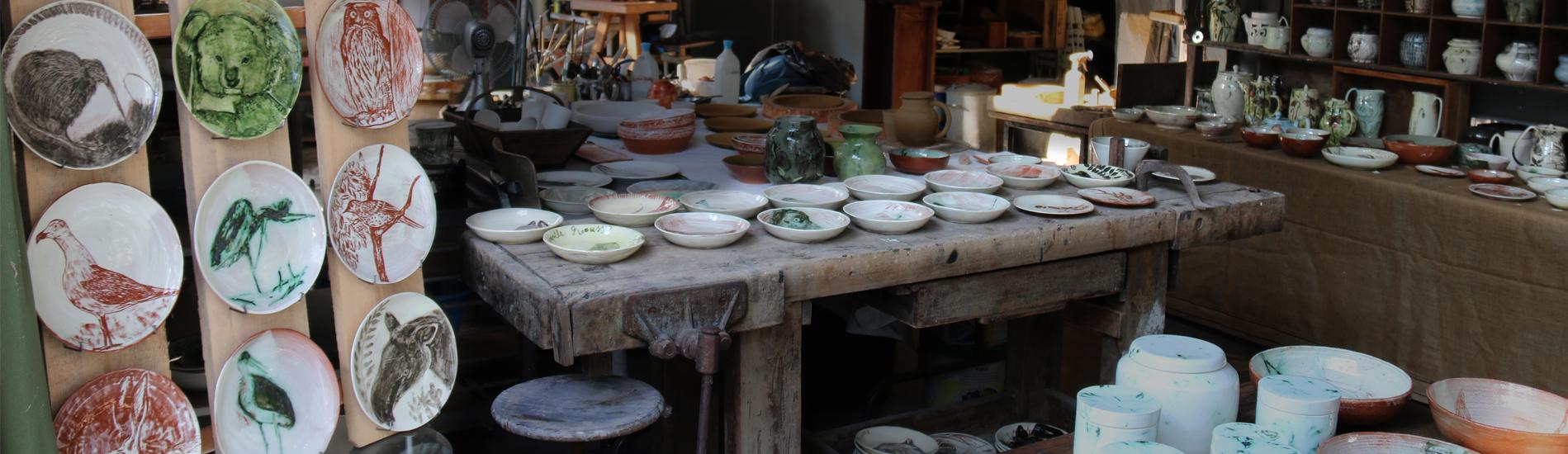 L'atelier de la Tuilière.